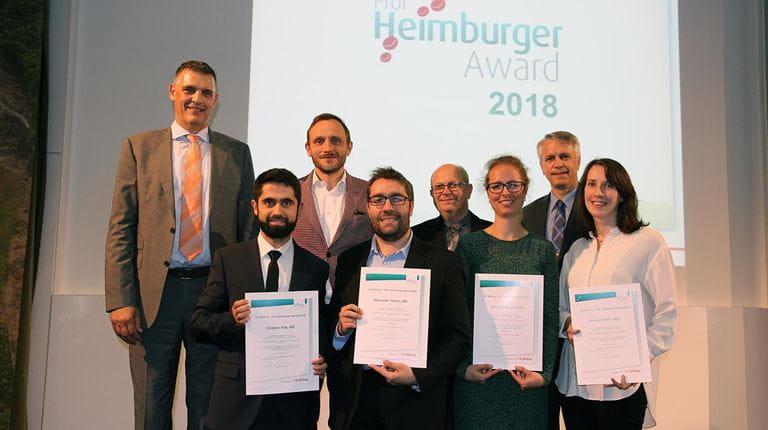 Heimburger Award 2018